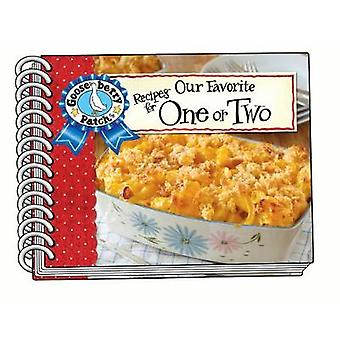 Our Favorite Recipes for One or Two w/Photo Cover by Gooseberry Patch