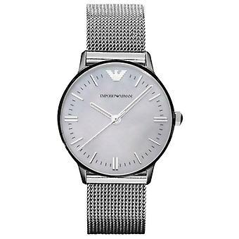 Emporio Armani Ar1631 Ladies Classic Silver Watch