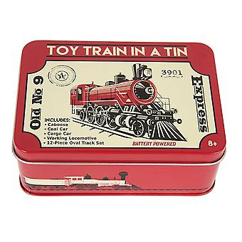 Funtime Train In A Tin