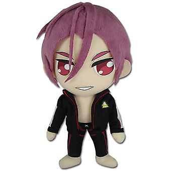 Plush - Free! - New Rin 8'' Soft Doll Toys Anime Licnesed ge52670