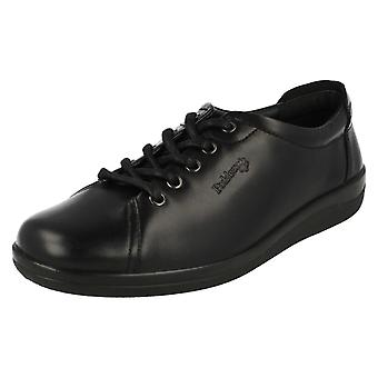 Ladies Padders Lace Up Everyday Shoes Galaxy