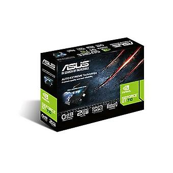 Asus 710-2-sl graphics card nvidia geforce gt 710 2gb 1,800 mhz ddr3 pci express interface 2.0