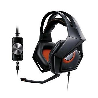 Asus strix pro Gaming-Kopfhörer mit 60mm Magneten schwarz Farbe