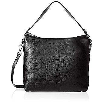 Bogner BOGNERSulden Marie Hobo MhzDonnaBlack shoulder bags (Black) 12x30x35 centimeters (W x H x L)
