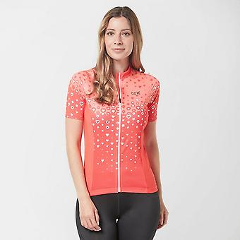 New Gore Women's C3 Cycling Jersey Pink