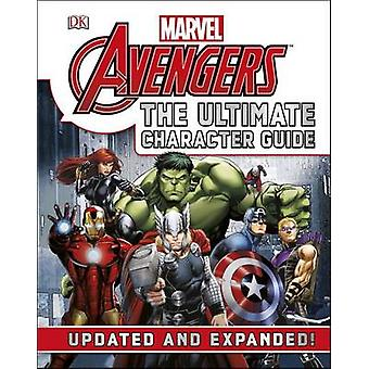 Marvel the Avengers - The Ultimate Character Guide by Alan Cowsill - 9