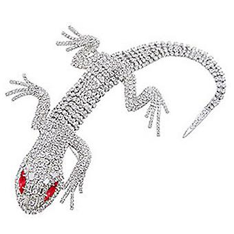 Butler and Wilson Extra Large Articulated Lizard Brooch