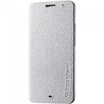 BlackBerry ACC-57201-002 leather flip wallet cover for Z30 in white