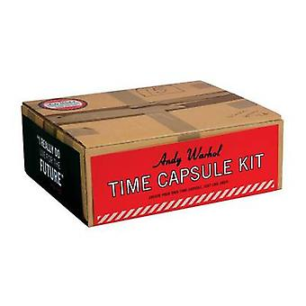 Andy Warhol Time Capsule Kit by Andy Warhol &  Galison