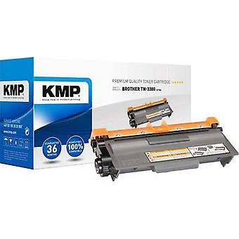 KMP Toner cartridge replaced Brother TN-3380 Compatible Black