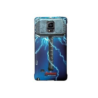 Opprinnelige Samsung Marvel Avengers Thor etui for Galaxy note 4