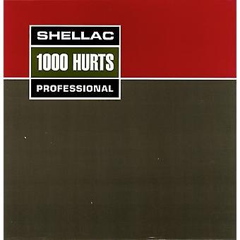 Shellac - 1000 gør ondt [Vinyl] USA importerer