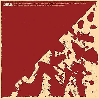 Anchoress - kriminalitet & kompas [Vinyl] USA importerer