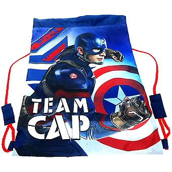 CAPTAIN AMERICA | Marvel CIVIL WAR Design | Trainer Bag