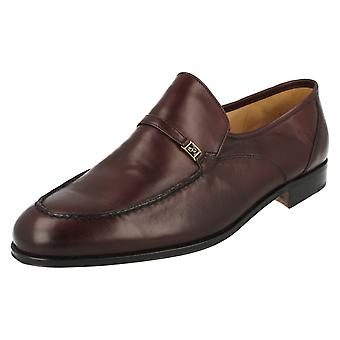 Mens Grenson Moccasin Shoes Monza