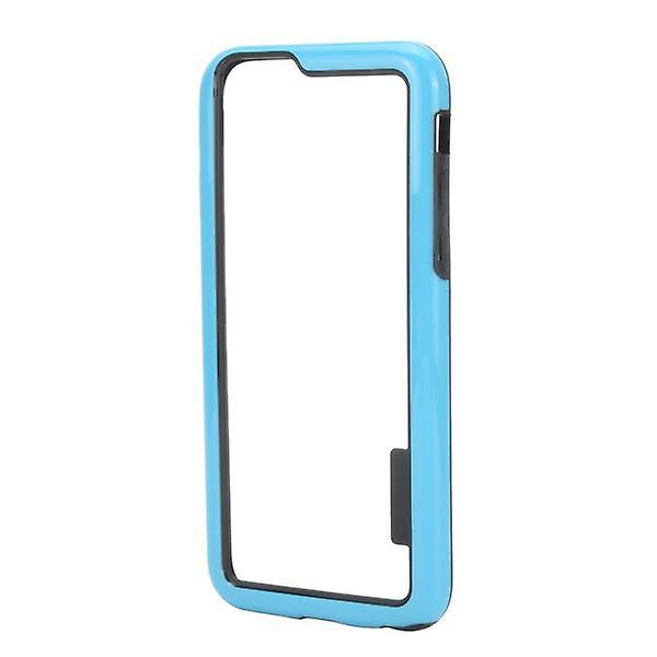 Hybrid Bumper Hellblau für Apple iPhone 6 4.7
