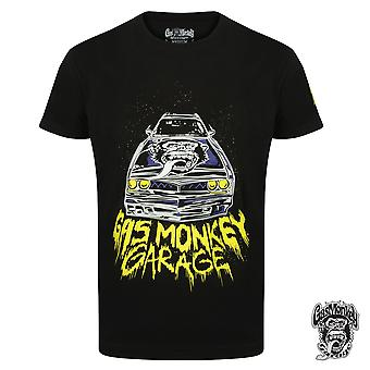 Gas monkey garage T-Shirt Camaro 2