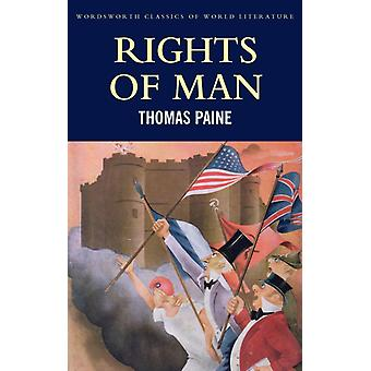 Rights of Man (Classics of World Literature) (Paperback) by Paine Thomas