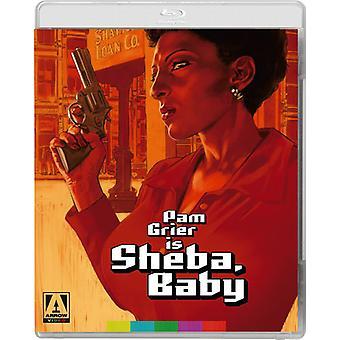Sheba Baby [Blu-ray] USA importerer