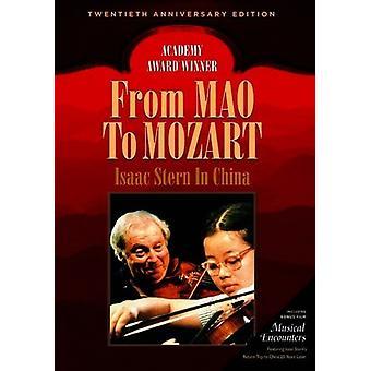 Fra Mao til Mozart [DVD] USA Importer