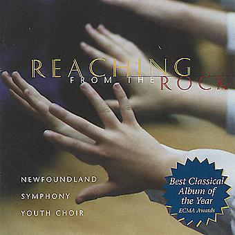 Newfoundland Symphony Youth Choir - Reaching From the Rock [CD] USA import