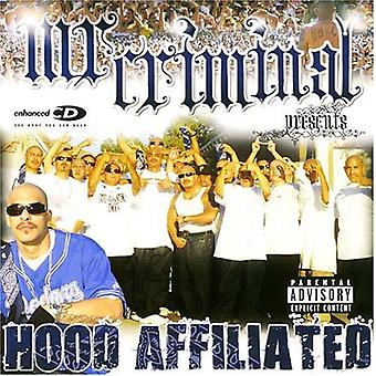 El Sr. Criminal Presents - importación USA capucha afiliados [CD]