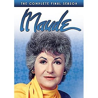 Maude : Importer des USA Final Season [DVD]