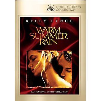 Varma sommarregn [DVD] USA import