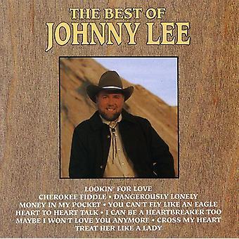 Johnny Lee - bästa av Johnny Lee [CD] USA import