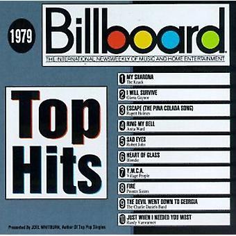 Billboard Top Hits - 1979-Billboard Top Hits [CD] USA importar