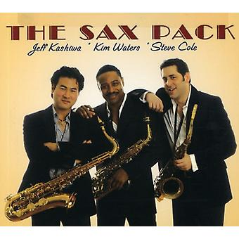 Sax Pack - Sax Pack [CD] USA import