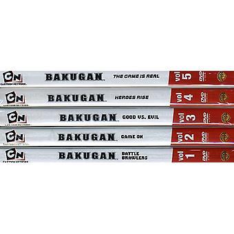 Baukugan: Vol. 1-5 [DVD] USA import