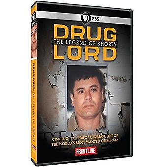 Frontline: Drug Lord: The Legend of Shorty [DVD] USA import