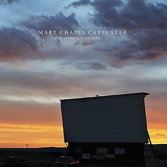 Mary Chapin Carpenter - låtar från the Movies [CD] USA import