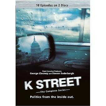 K Street [DVD] USA import