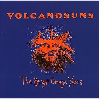 Volcano Suns - Bright Orange Years [CD] USA import