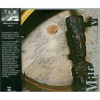 M. Graves - fortællinger [CD] USA import