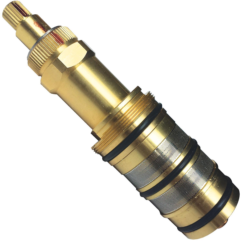 120mm Thermostat Dusche Kartuschenwechsel