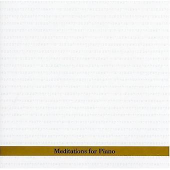 Borah Bergman - Prayers & Meditations [CD] USA import