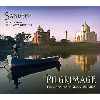 Sandeep - pilgrimsrejse [CD] USA importerer