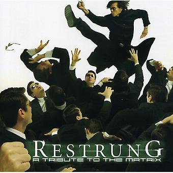 String Tribute to the Matrix - Restrung: The String Tribute to the Matrix [CD] USA import