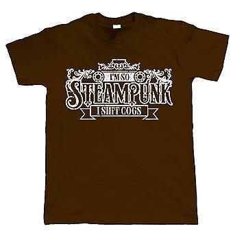 Ich bin also Steampunk, ich S #! T-Zahnräder