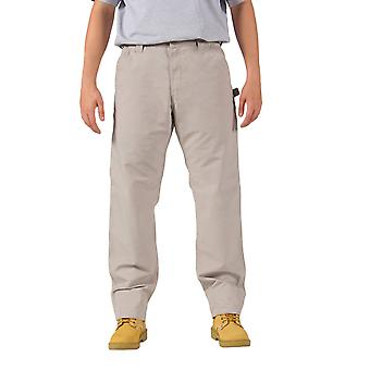 KEY Work Trousers - Stone Mens Work Trousers Industrial Workwear Clothing