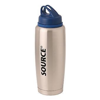 Kilde Mapal vandflaske 0,75 l blå