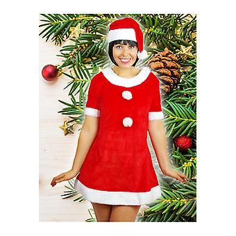 Women costumes Women Santa costume