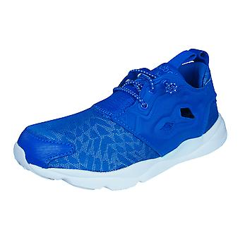 Reebok Classic Furylite Contemporary Womens Trainers - Blue