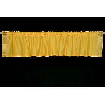 Gelb - Rod Tasche Top It Off handgemachte Sari Volant - paar