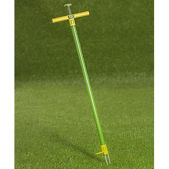 Weed cutter weed weed weed Remover RELAXATION length 97 cm in aluminium / plastic