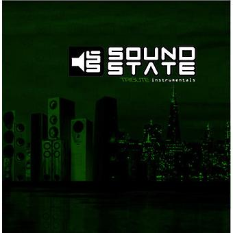 Fanatik (Onbeats) - hyldest instrumentale [CD] USA import