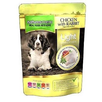 Natures:menu Dog Pouch Light (Dogs , Dog Food , Wet Food)